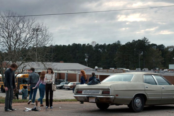 Ford Galaxie 500 de Stranger Things