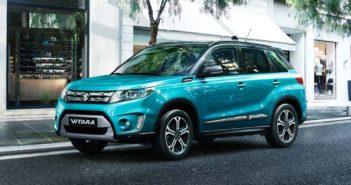 Argentina: Suzuki lanzará la pre-venta del New Vitara a fin de julio