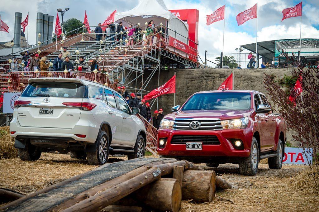 Toyota en La Rural 2016