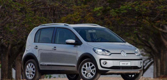 Argentina: Volkswagen inicia en agosto la venta del Cross up! a $255.925