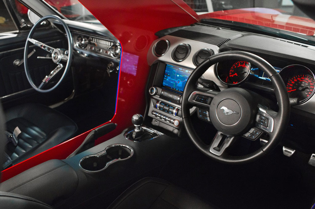 """El Ford Mustang ya tiene su lugar en el """"Hall de la Fama de los Inventos"""" en EE.UU."""