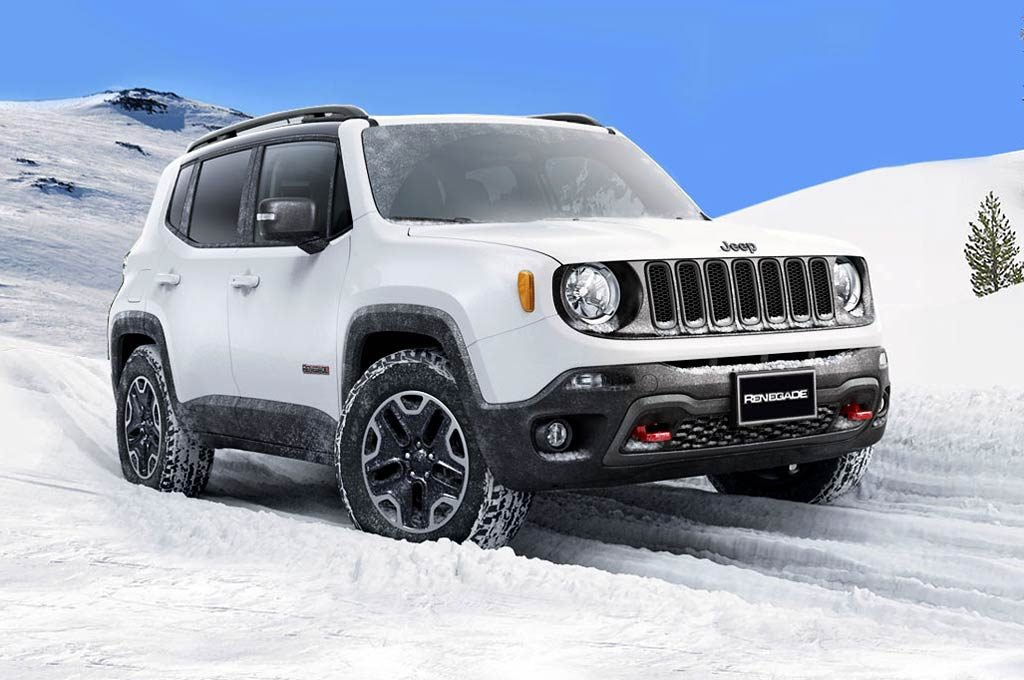 Jeep Winter Experience Tour 2016