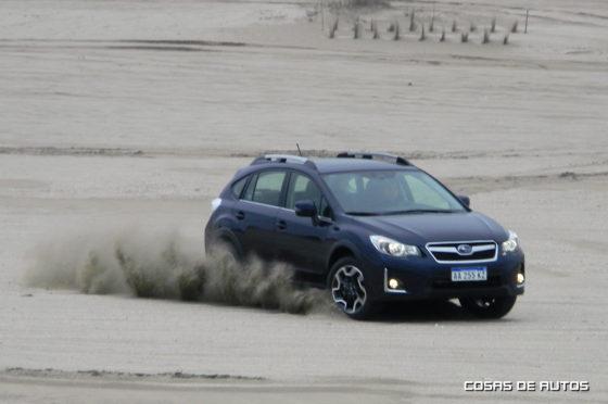 Test Subaru XV Limited - Foto: Cosas de Autos