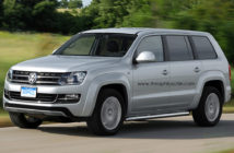 VW Amarok SUV - Theophiluschin