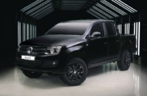 VW Amarok Black Edition