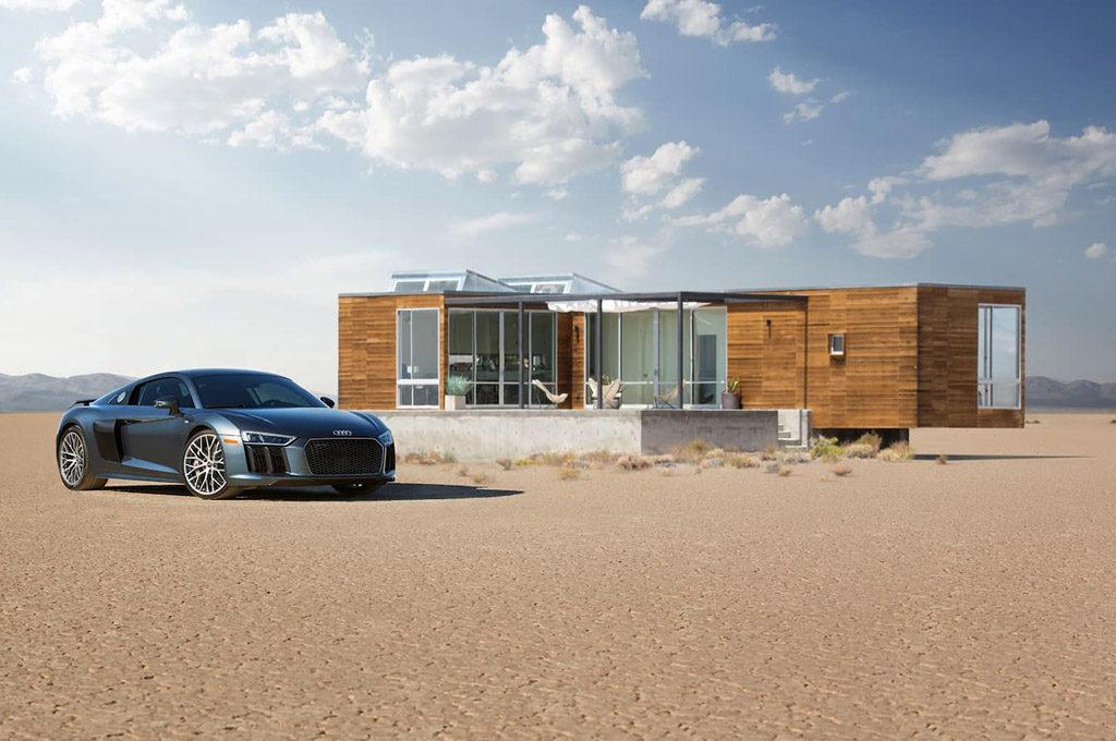 Turismo-aventura: una propuesta de Audi y Airbnb en el desierto de Nevada