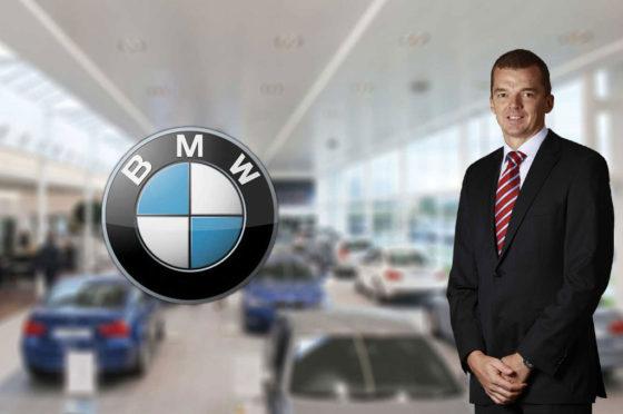 Rolf Epp, CEO y Managing Director de BMW de Argentina
