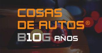 Cosas de Autos -10 años