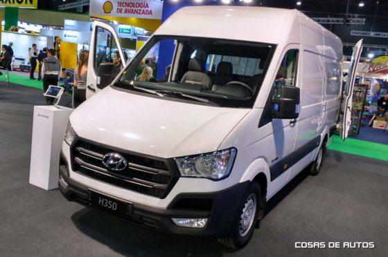 Hyundai H350 en ExpoTransporte