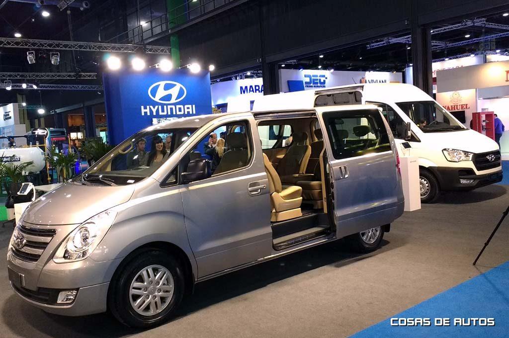 Hyundai H1 en ExpoTransporte