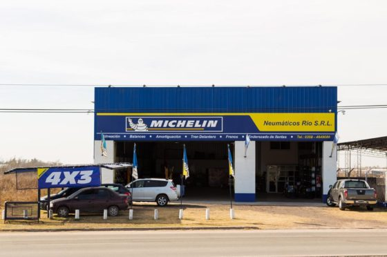 Río Neumáticos Michelin