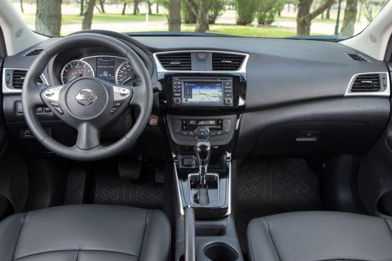 Nuevo Nissan Sentra 2017
