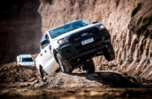 Ford Ranger Experience, prueba off road