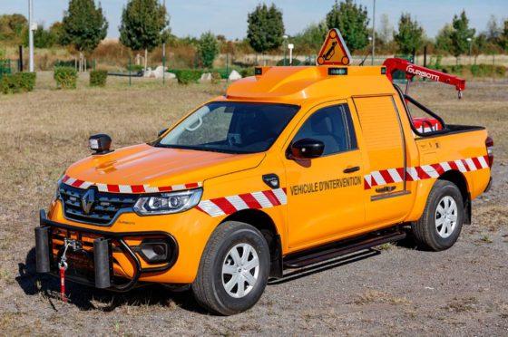 Renault Alaskan Auxilio