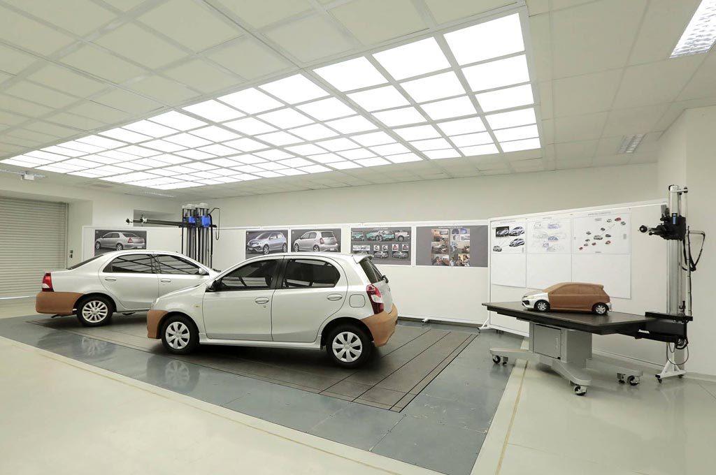 Centro de Investigación Aplicada de Toyota LATAM