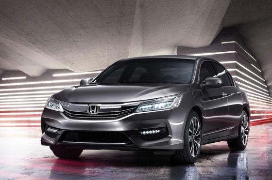Honda Accord MY 2017