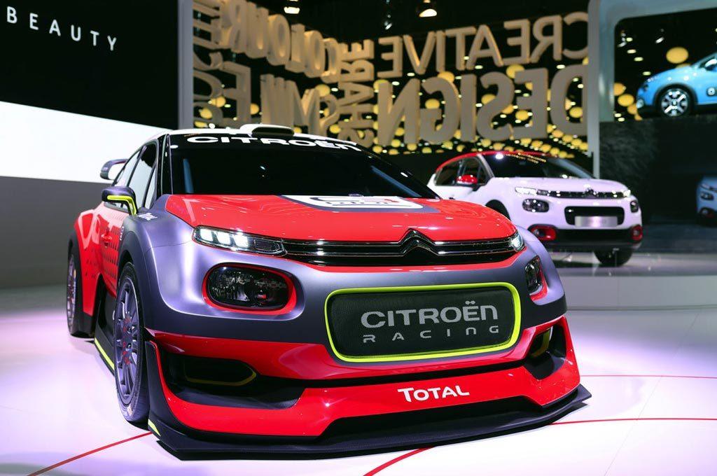 Nuevo Citroen C3
