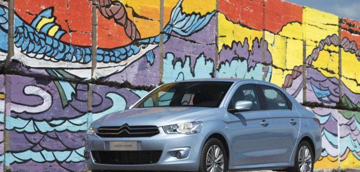 Citroën presentó a la prensa el C-Elysée que mantiene el precio de $315 mil durante noviembre
