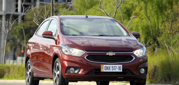 Argentina: Chevrolet presentó el Nuevo Onix con precios desde $240 mil