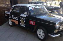 Peugeot acompaña el XIV Gran Premio Argentino Histórico