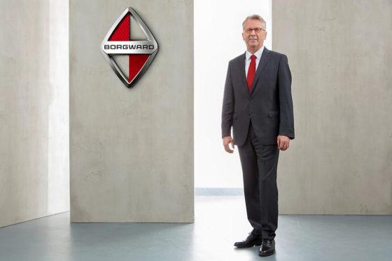 Ulrich Walker, presidente y CEO global de de Borgward
