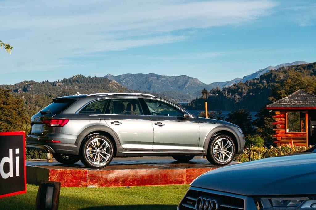 Por sexto año consecutivo Audi es main sponsor de las Mil Millas