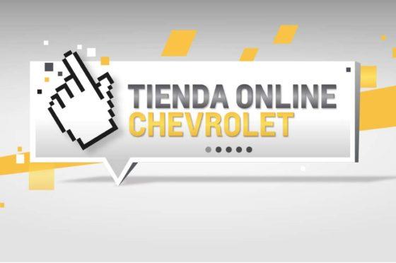 Tienda Online Chevrolet