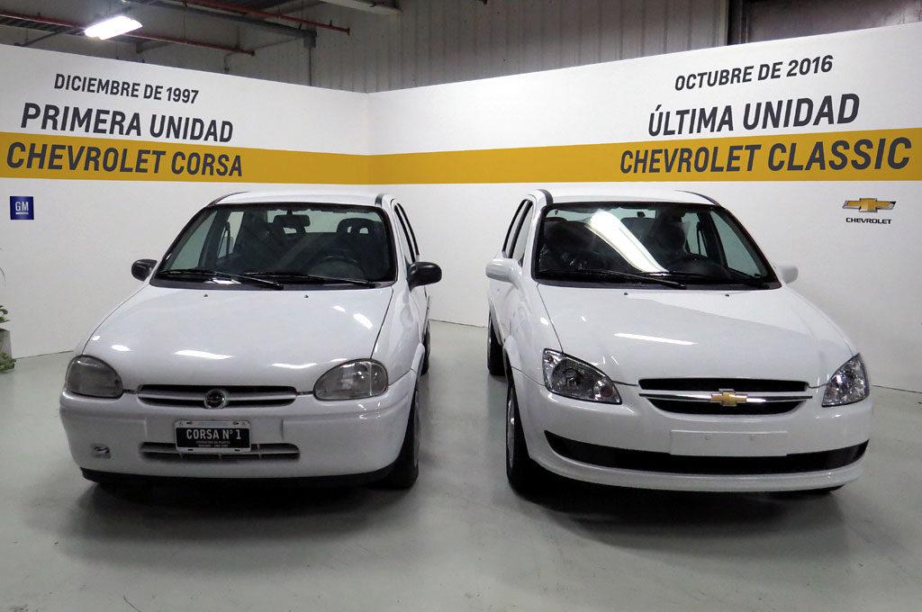 Ultimo Chevrolet Corsa Classic