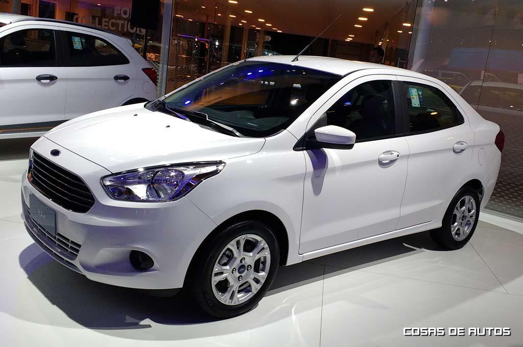 Ford Ka sedán