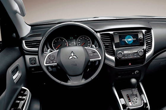 Nueva Mitsubishi L200
