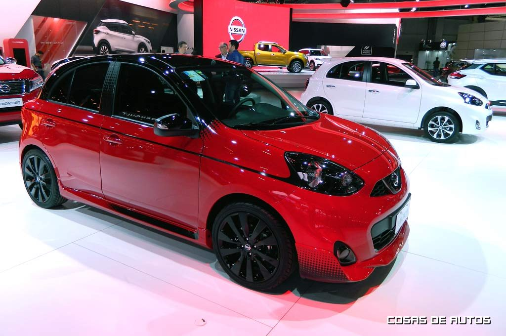 Nissan March Midnigth Edition