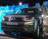 Volkswagen presentó la Nueva Amarok y prometió la V6 para mediados de 2017