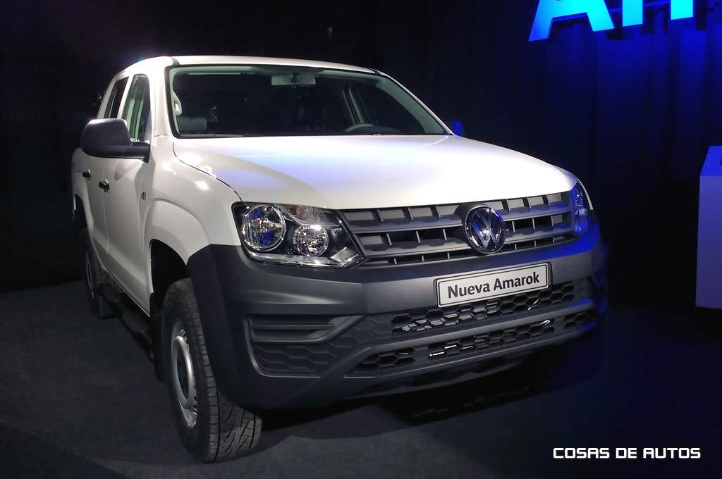 Volkswagen Present 243 La Nueva Amarok Y Prometi 243 La V6 Para
