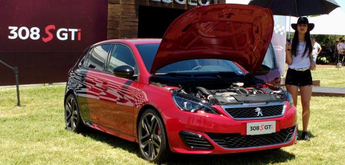 Argentina: Peugeot realizó la avant-première del 208 GTi y del 308 S GTi que llegan en 2017