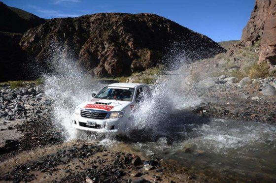 """Se viene la cuarta edición del """"Trophée Rosas de los Andes 2017"""", único rally 100% femenino"""