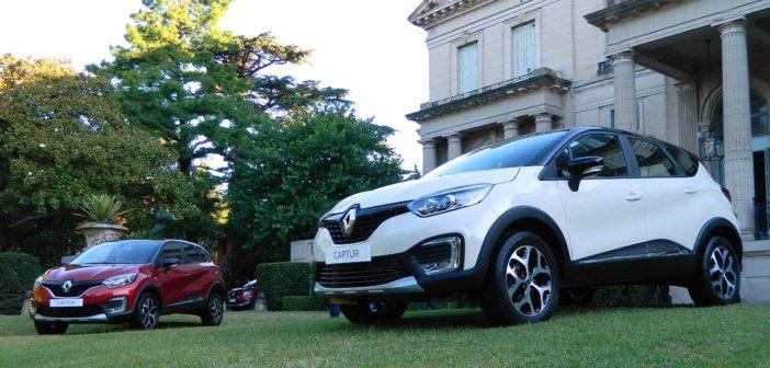 """""""Esperamos vender más de 9 mil Renault Captur por año y ser líderes en el segmento C-SUV"""""""
