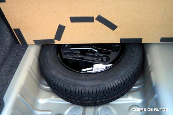 Test del Citroen C-Elysee - Foto: Cosas de Autos
