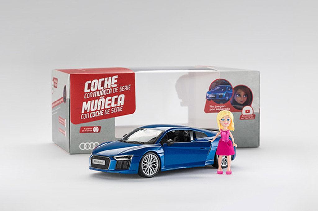 Audi campaña de Navidad