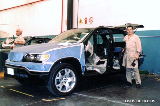 Autos blindados