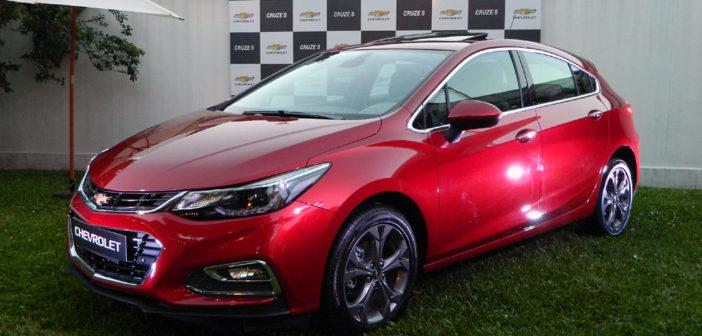 Argentina: el Chevrolet Cruze 5 se lanzó al mercado con precios desde $360 mil