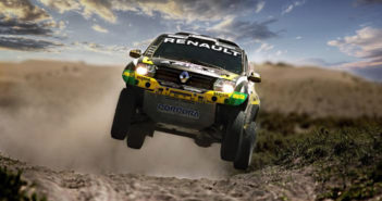 Renault Duster Dakar Team 2017