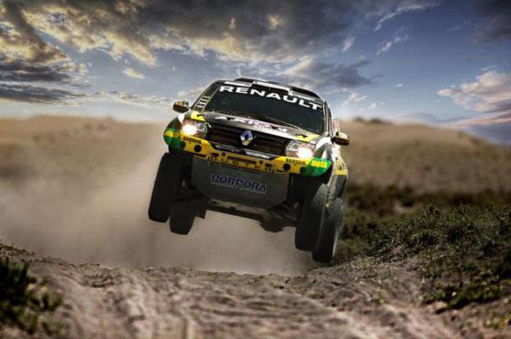 Renault Duster Dakar Team 2017