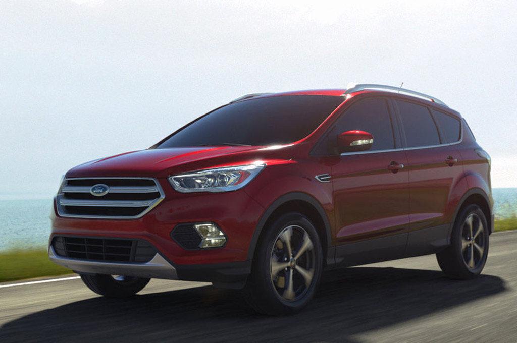 Nuevo Ford Kuga