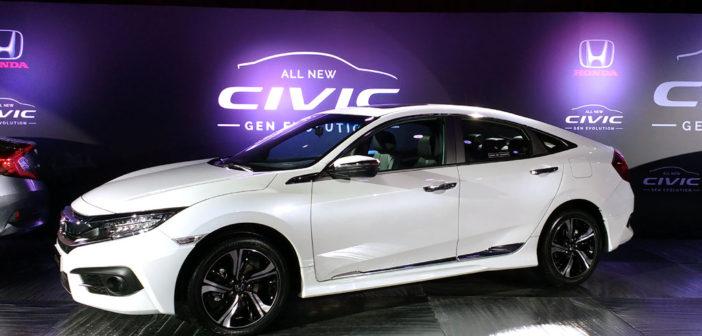 Argentina: Honda lanzó el Nuevo Civic, la décima generación, con precios desde $469 mil