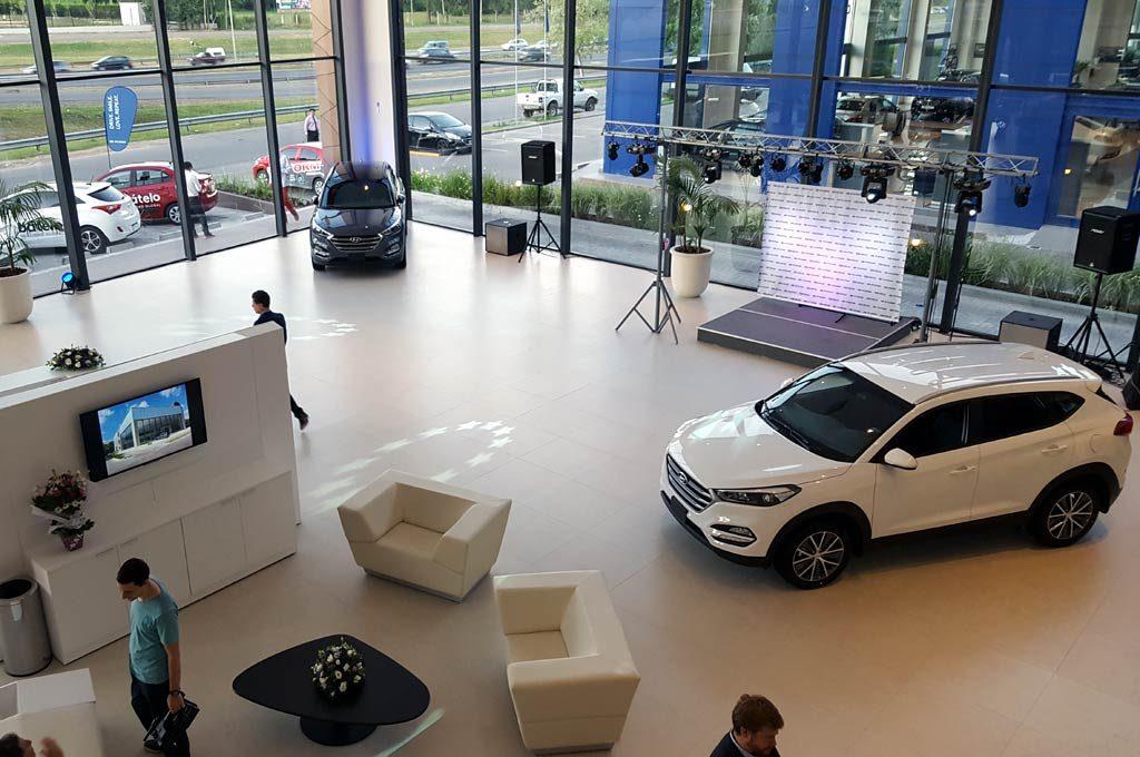 Hyundai Busan Motors