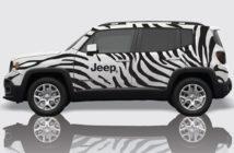 Jeep Renegade acompaña nuevamente al Juventus Camp