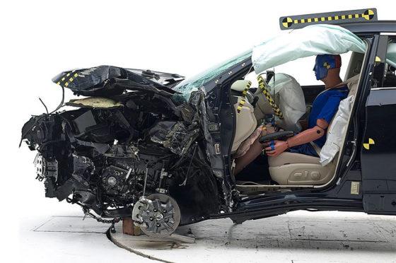Nissan Murano IIHS