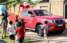 Nissan Argentina cerró de manera exitosa su campaña #AyudantedeSanta