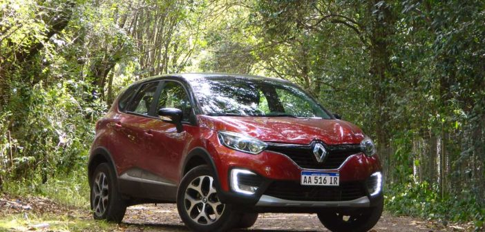 #Test: Cosas de Autos probó la Renault Captur Intens 2.0