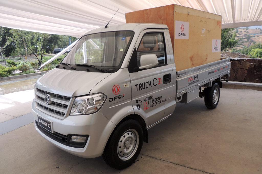 DFSK C31 Truck Cabina Simple - Foto: autosusados.cl